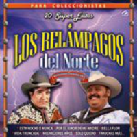 Los Relampagos del Norte (CD 20 Super Exitos) MEX-7509979113016