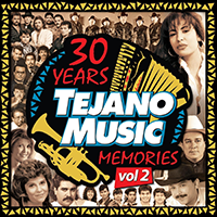 30 Years Tejano Music Memories (Varios Artistas Volumen 2) Capitol-70254