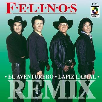 Felinos (Remix, CD) Cdp-1141