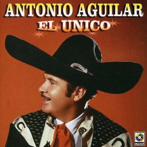 Antonio Aguilar (Unico) Cdt-3266