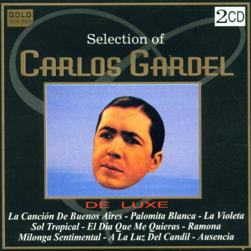 Carlos Gardel (Selection of: 2CDs) DCD-796