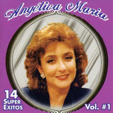 Angelica Maria (14 Super Exitos Vol. #1) Zr-176