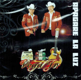 Hermanos Vega Jr. (CD Apagare La Luz) 873789002028