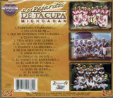 Pajaritos De Tacupa Michoacan (CD 16 Grandes Exitos Volumen 2) BR-133