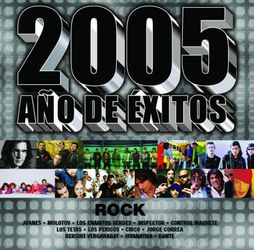 2005 Ano De Exitos Rock (Various Artists) Univ-982585 N/AZ