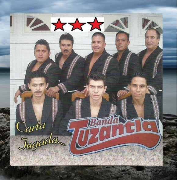 Banda Tuzantla (CD Carta Jugada 21 Exitos) CD-212