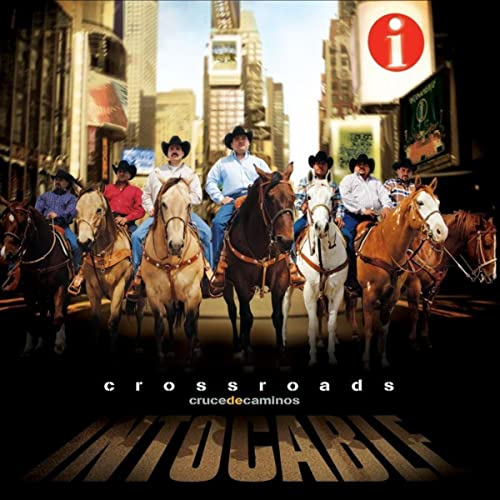 Intocable (CD Crossroads, Cruce De Caminos) EMIL-58875