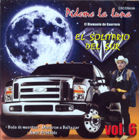 El Solitario Del Sur (CD Volumen 6) Tanio-6506