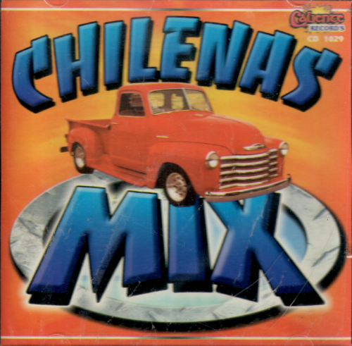 Chilenas Mix (CD, Varios Artistas) CD-1029 USADO