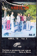 Abril '78 (Volumen 5) Joeycass-2088