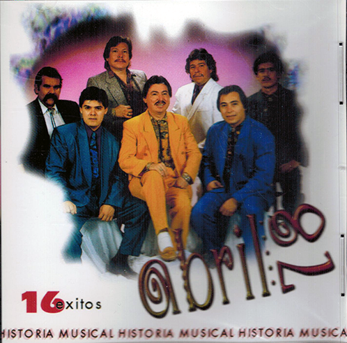 Abril 78 (16 Exitos Historia Musical) Frontera-7039