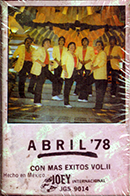 Abril '78 (Con Mas Exitos Volumen 2) Joeycass-9014