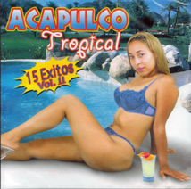 Acapulco Tropical (15 Exitos Volumen 2) ARP-2027