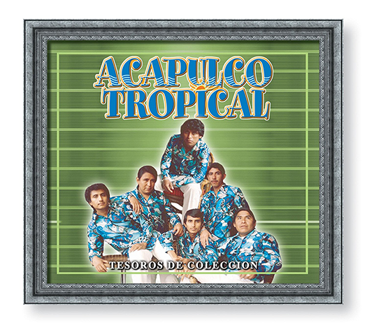 Acapulco Tropical (Tesoros De Coleccion 3CDs) Sony-671747