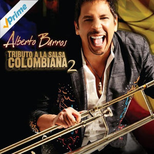 Alberto Barros (Tributo a La Salsa Colombiana 2 CD+DVD Sony-971022)
