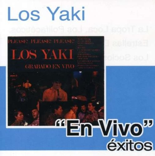 Los Yaki (Exitos En Vivo, 2CDs) 5099921260827