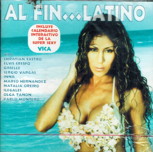 Al Fin Latino (Various Artists) 743218348426