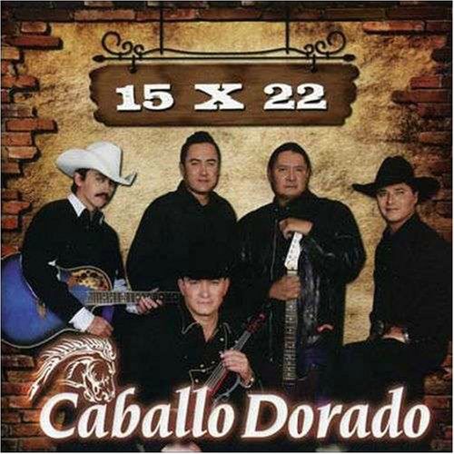 Caballo Dorado (15 X 22, Enhanced CD) Bycd-7536