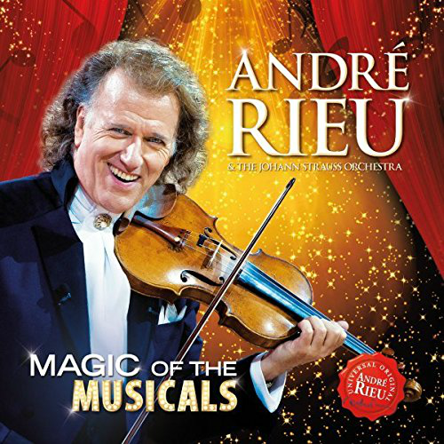 Andre Rieu (Magic of the Musicals, & The Johann Strauss Orchestra) 60253778860
