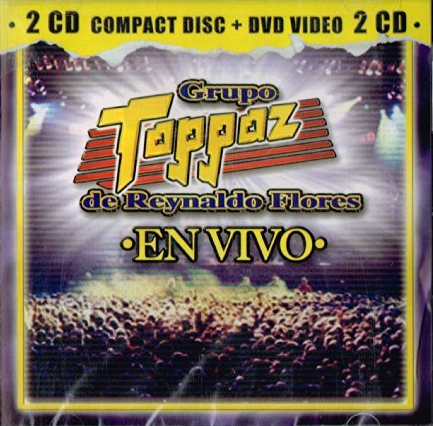 Grupo Toppaz (Exitos en Vivo, CD+DVD E Invitados) 801472688907