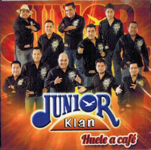 Junior Klan (Huele a Cafe) Csw-4426