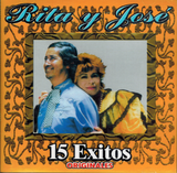 Rita Y Jose (CD 15 Exitos Originales) FD-026