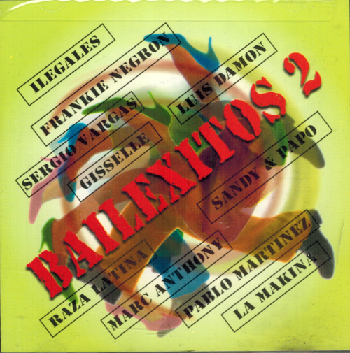 Bailexitos 2 (Various Artists) 1395