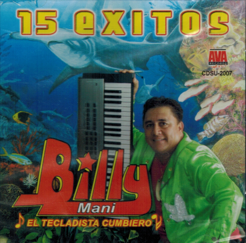 Billy Mani (15 Exitos) Cdsu-2007