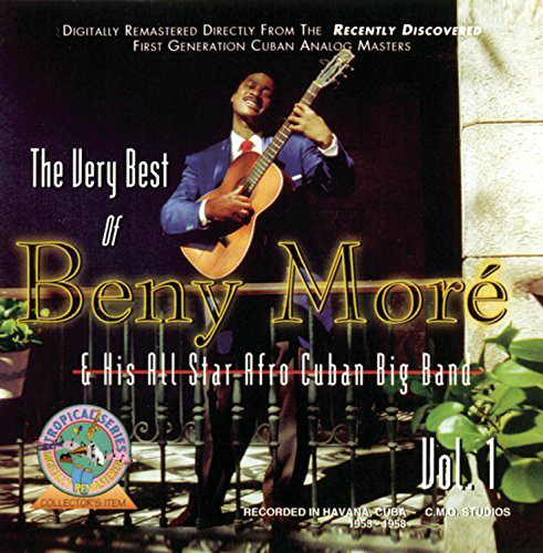 Beny More (Very Best of Beny More Vol.1) 743212602920