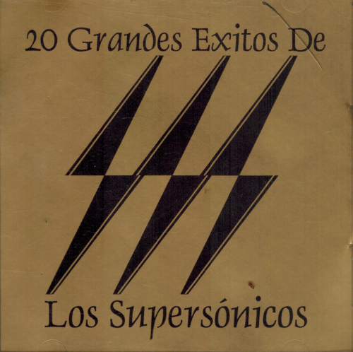 Los Supersonicos (20 Grandes Exitos de:) Gas-1203