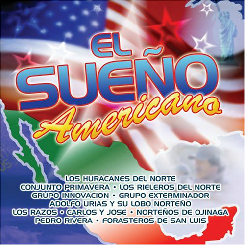 El Sueno Americano (Various Artists) 808831100827