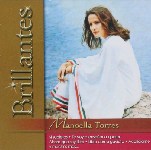 Manoella Torres (Brillantes, Versiones Originales) 886972080826