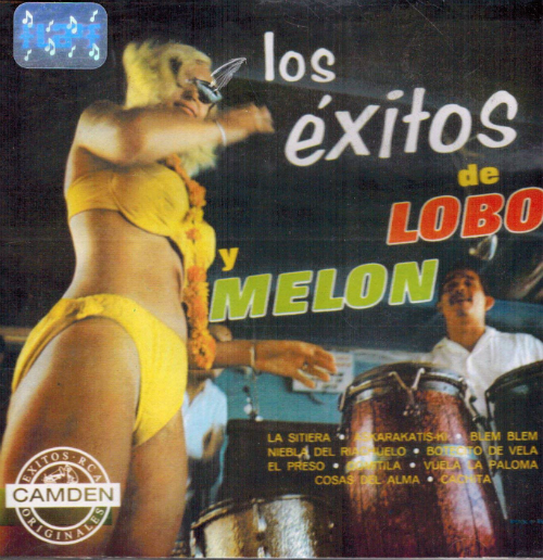 Lobo Y Melon (CD Los Exitos) BMG-2043202