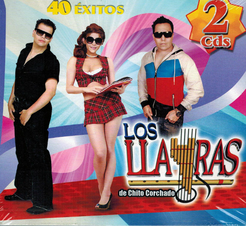 Los Llayras (40 Exitos 2 Cds) Cd2c-5783