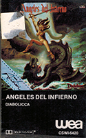 Angeles del Infierno (Diabolicca) cass-CSWI-6420