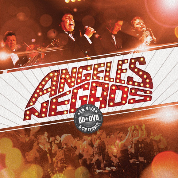 Angeles Negros (CD+DVD En Vivo y sin Etiqueta) Univ-3769733