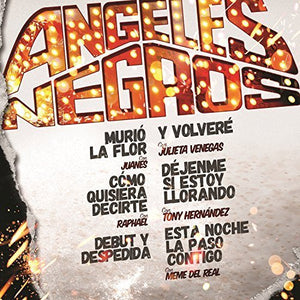 Angeles Negros (CD+DVD No Morira Jamas En Vivo 364753)