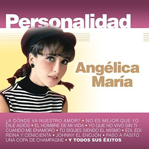 Angelica Maria (Personalidad CD+DVD) Sony-503854