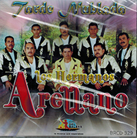 Hermanos Arellano (CD Tarde Nublada) BR-329
