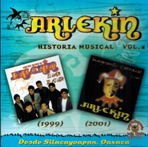 Arlekin (Historia Musical Volumen 2) ARC-166