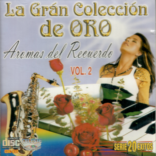 Orquesta Casino - Rommy (CD, Aromas del Recuerdo, Vol.#2) Cdc-617