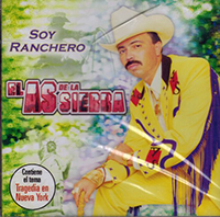 As De La Sierra (Soy Ranchero) Tncd-9908
