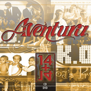 Aventura (CD+DVD 14+14 Sony-8021100)