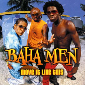 Baha Men (Move It Like This) Emi-37980 N/Az