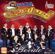 Banda Sendero (CD Llevate) AR-716