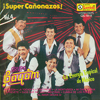 Grupo Bayam (CD Super Canonazos Volumen 4) CDL-107
