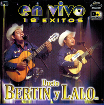 Bertin Y Lalo (CD En Vivo 18 Exitos) Power-900226