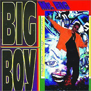 Big Boy (Mr Big) MP-6091