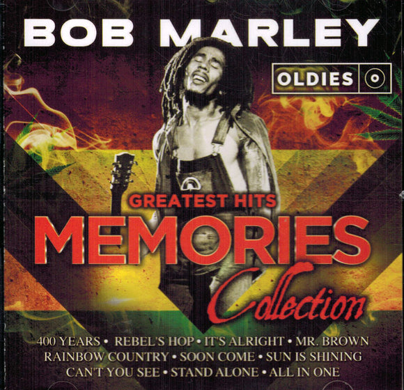 Bob Marley (Greatest Hits Memories Collection CDM-990696)