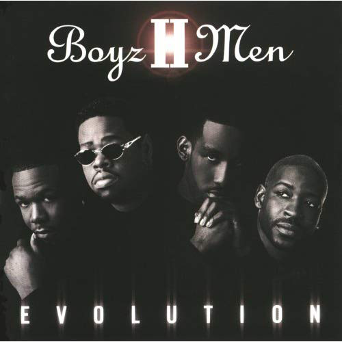 Boyz II Men (Evolution) Univ-530819